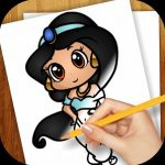 app how to draw chibi