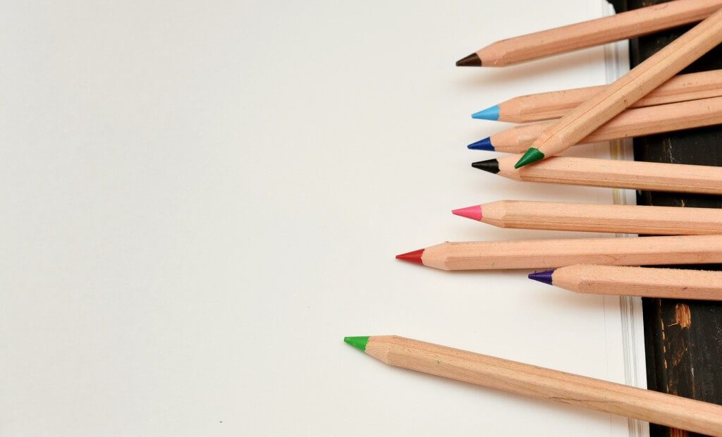 best paper for colored pencils
