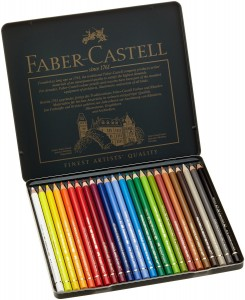24 pieces Faber-Castell