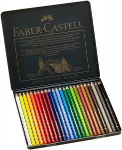 24 pieces Faber-Castell