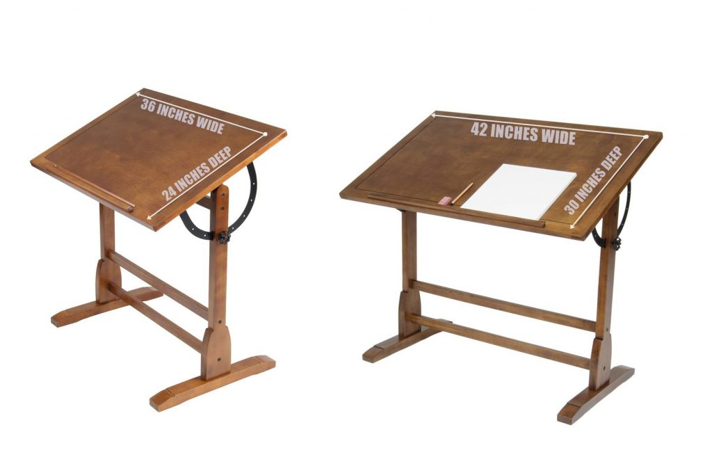 drafting table studio design bigger size