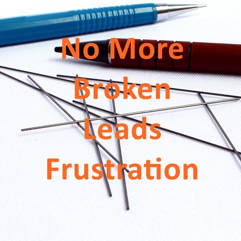 Broken-lead