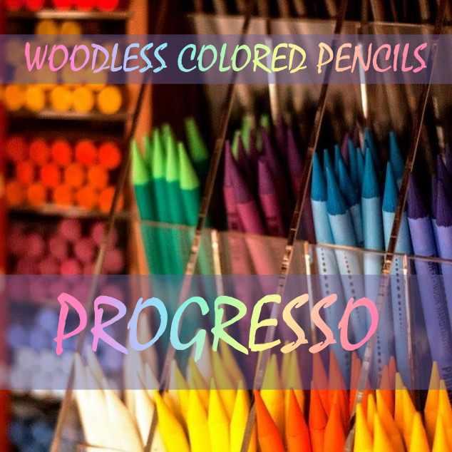 kohinoor woodless colored pencils